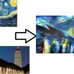 利用 neural-style 生成和目标图像风格一致的图片(win10 一周年更新版可用)