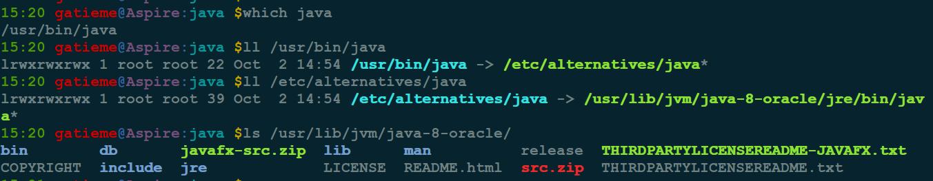 Ubuntu安装JDK详解02
