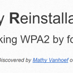 WiFi已不在安全 WPA2安全协议惊现高危漏洞 几乎涉及所有WiFi设备(附固件升级列表)