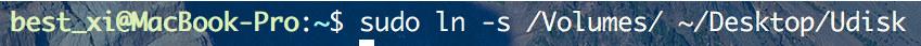 Mac NTFS读写问题