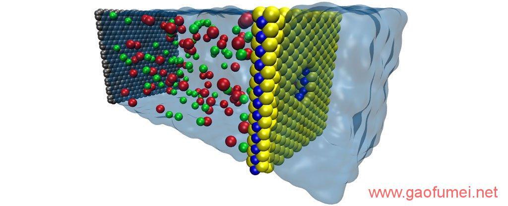 用石墨烯实现海水淡化或将解决人类用水问题