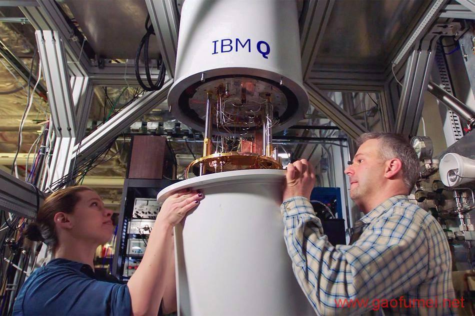 IBM研发出50位量子计算机平均相干时间达到90微妙