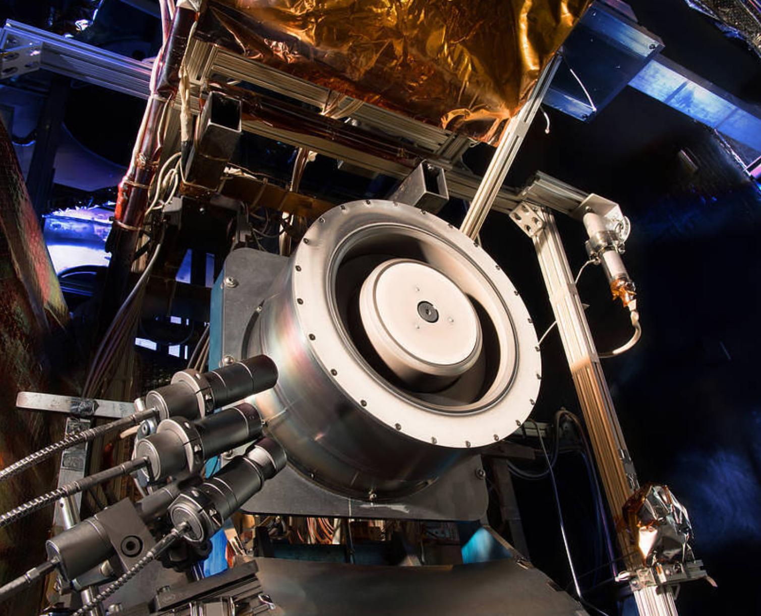 NASA离子推进器取得突破将助力火星登陆计划