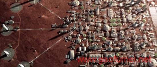 SpaceX发布新火箭计划仅需10万美金就能去火星