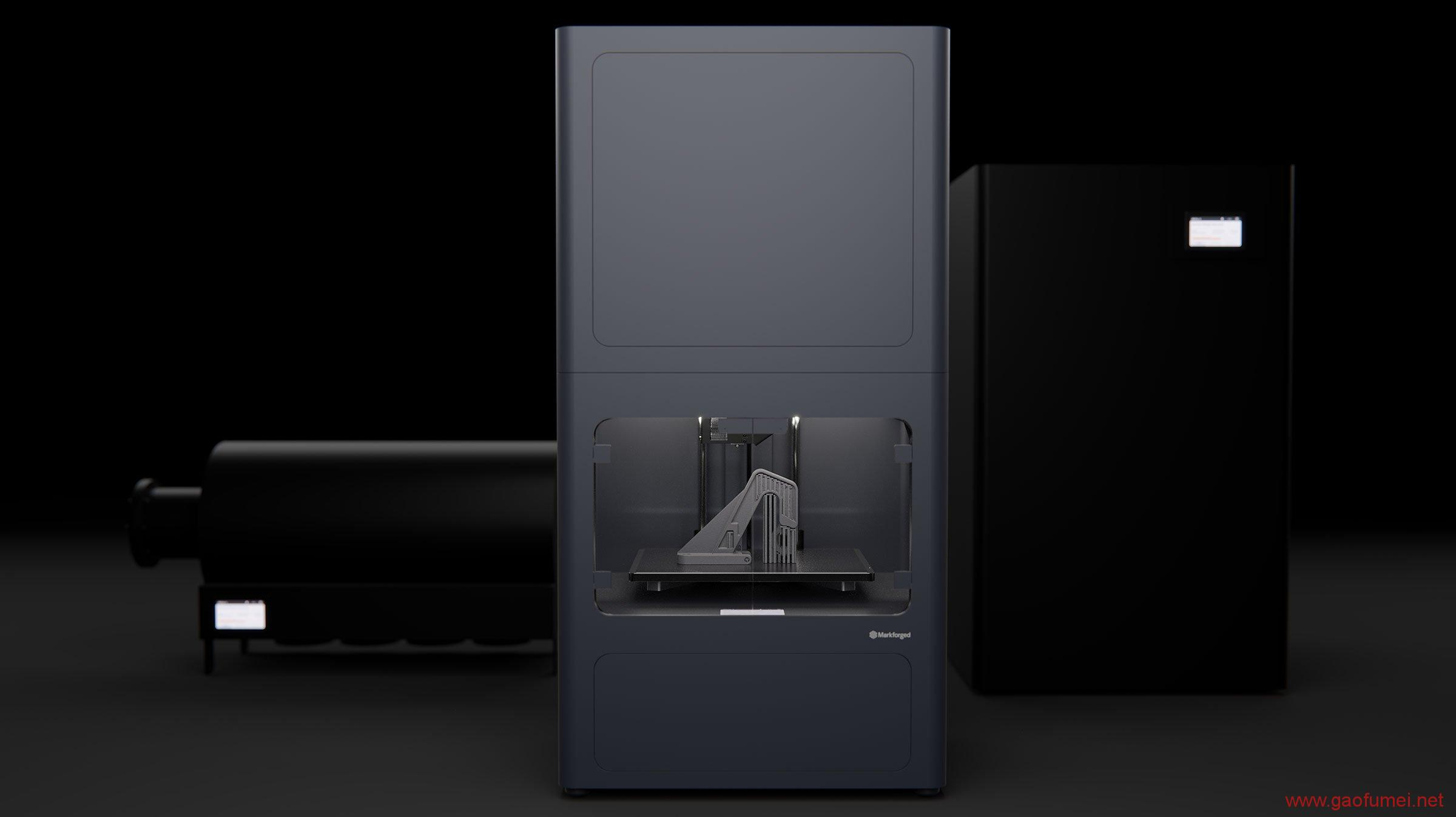 Markforged完成C轮3000万美元融资NASA御用的高性能工业3D打印机 3D打印 第1张