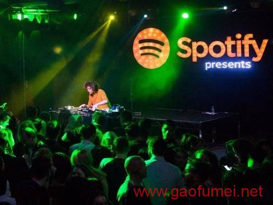 Spotify推出Sponsored Songs功能免费用户成盈利目标