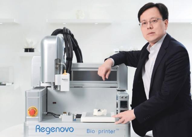 捷诺飞发布Bio-architect中国第一代高通量集成化生物3D打印机 3D打印 第1张