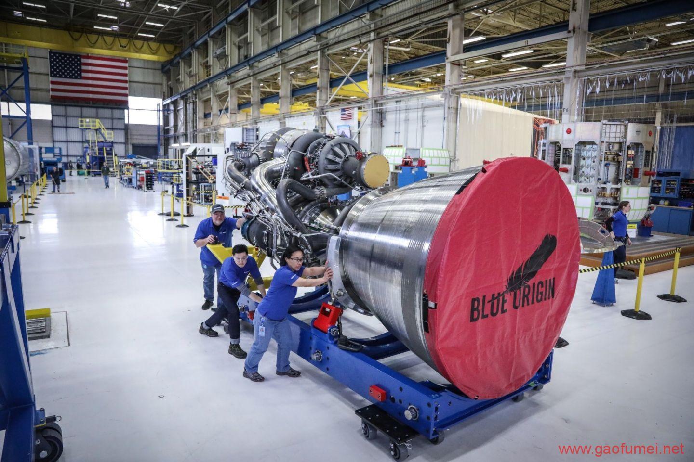 蓝色起源最新引擎点火成功将加速亚马逊创始人贝索斯的太空旅行梦