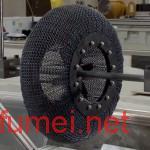 NASA研发超弹性轮胎 火星任务拒绝爆胎