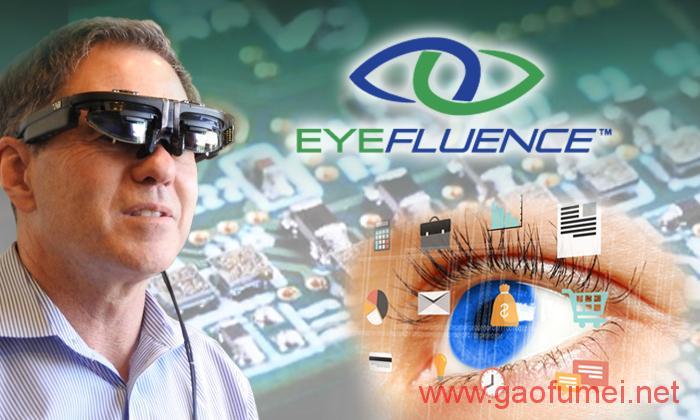 谷歌也要眼球追踪收购Eyefluence为VR储备 生物识别 第1张