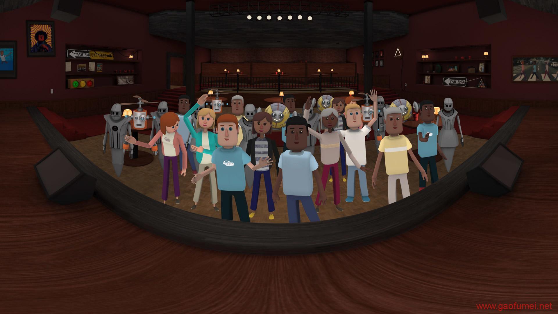 微软收购 VR 社交平台 AltspaceVR将打造混合现实社交平台