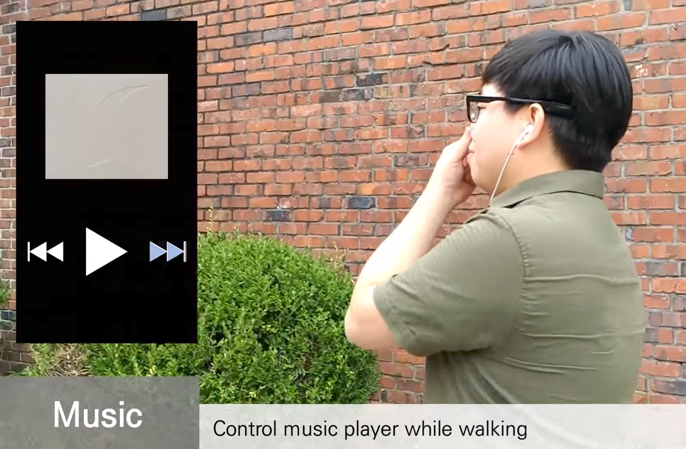 韩国科学技术院研发新人机交互系统还能用鼻子来操控App