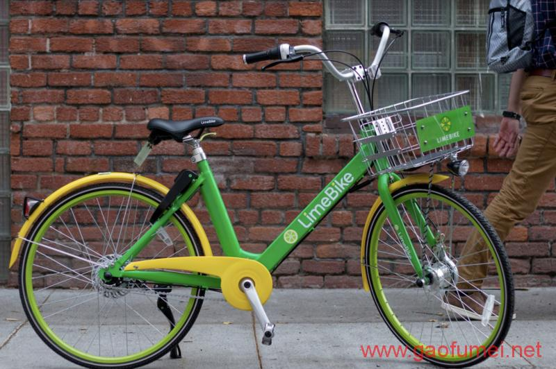 LimeBike获得5000万美元融资中国团队在美国开设共享单车