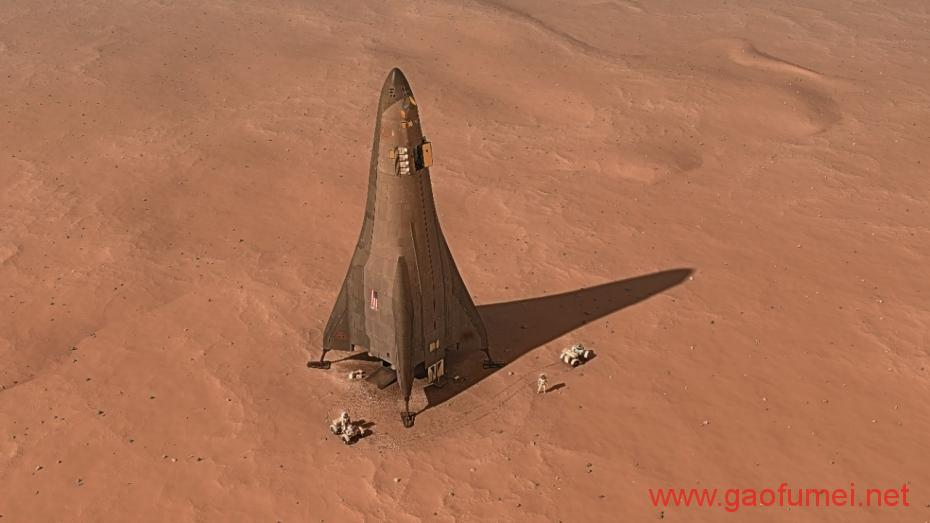 洛克希德·马丁发布火星基地计划预计2028年载人登陆火星