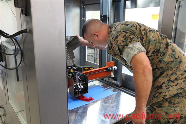 美国海军陆战队评估移动加工实验室用3D打印增强部队后勤实力 3D打印 第3张