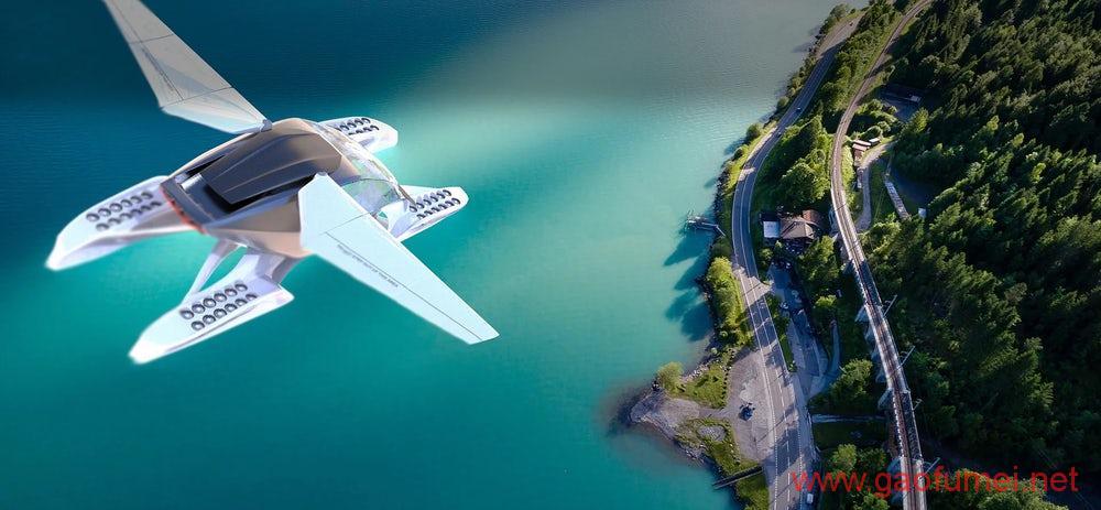Hoversurf开造飞行汽车此前曾为迪拜提供飞天摩托
