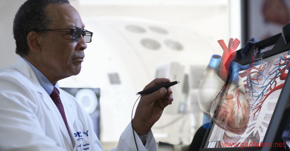 EchoPixel获得850万美元投资使用VR提供医学图像