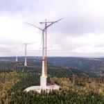 """德国建造世界上最高风力发电机蓄电能力媲美Elon mask""""超级锂电池"""""""