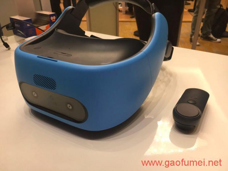 HTC Vive发布VR一体机同时推出移动开放平台 虚拟现实 第2张