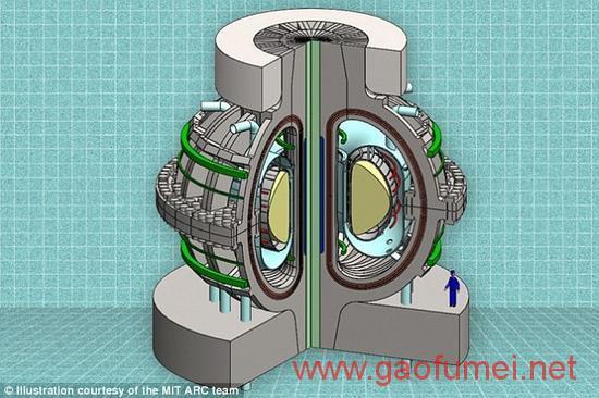 """核聚变创造人工太阳人类或将进入""""核能文明"""""""