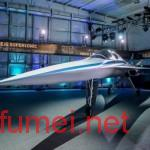 超音速客机XB-1将于2018年首测最高时速为2335公里