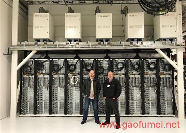 微软将建设新型数据中心完全由天然气代替电力供能