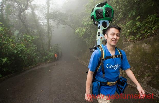谷歌街景迎来8年来最重大升级原来谷歌街景其实是谷歌天网?
