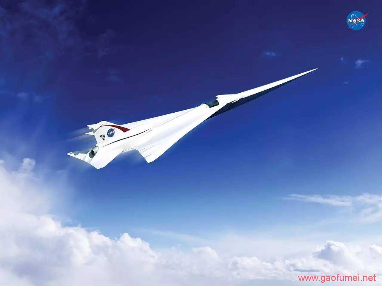 NASA研发新型混合动力飞机吸入气流辅助飞行
