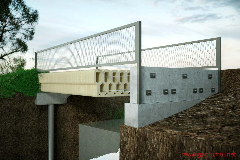 埃因霍温科技大学研制出3D打印自行车桥为造出智能建筑先实现个小目标 3D打印 第1张