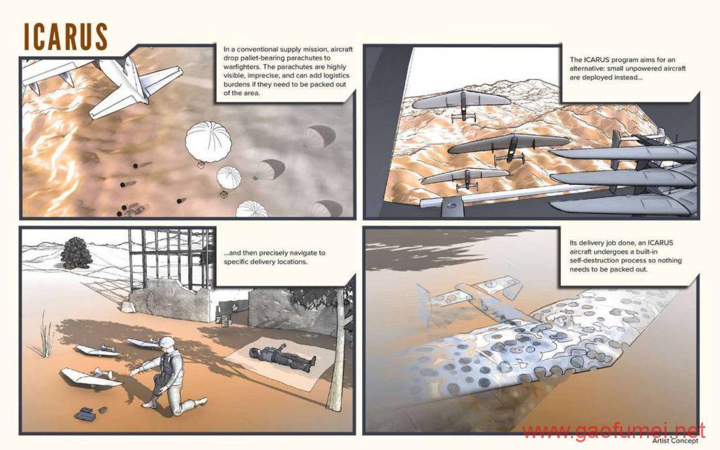 DARPA自动消失无人机研制成功原因竟然和本拉登有关