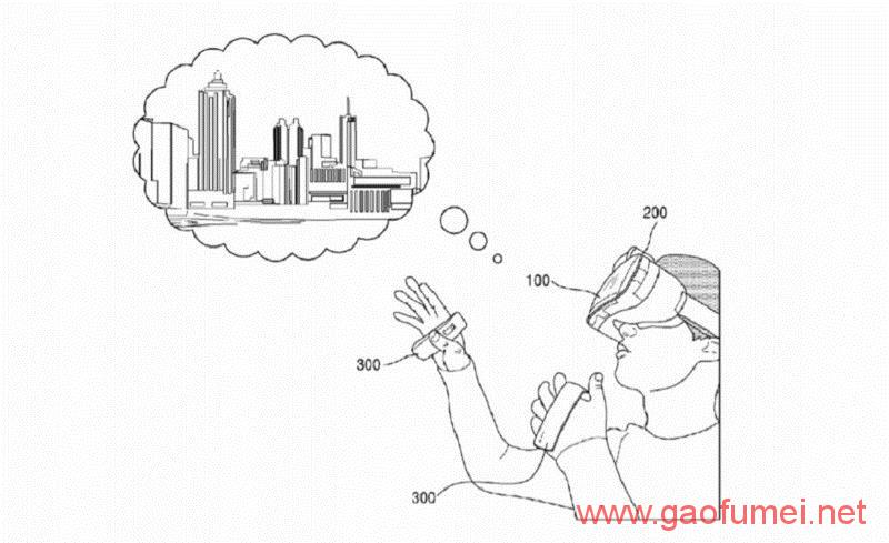 三星磁性VR控制器专利曝光还原用户手部移动轨迹