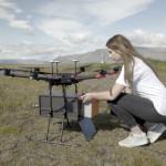 冰岛首都推出无人机配送外卖从餐厅厨房到你家餐桌只需4分钟