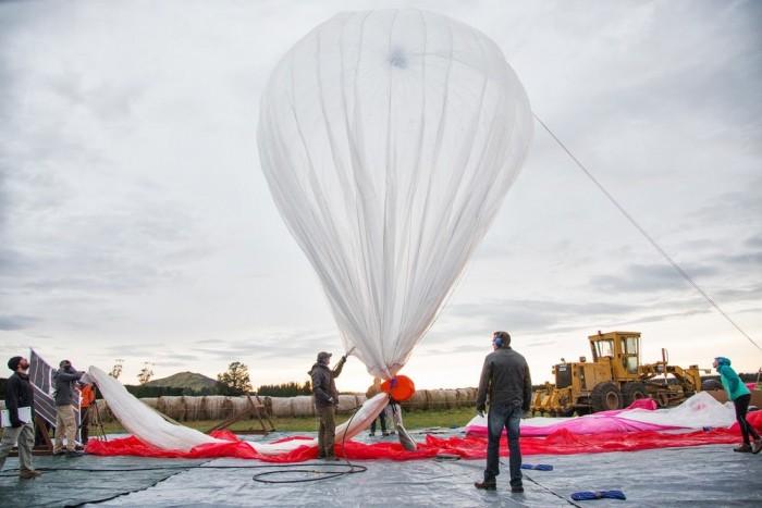 谷歌热气球网络计划再度出山欲部署多个高空气球拯救灾区通信