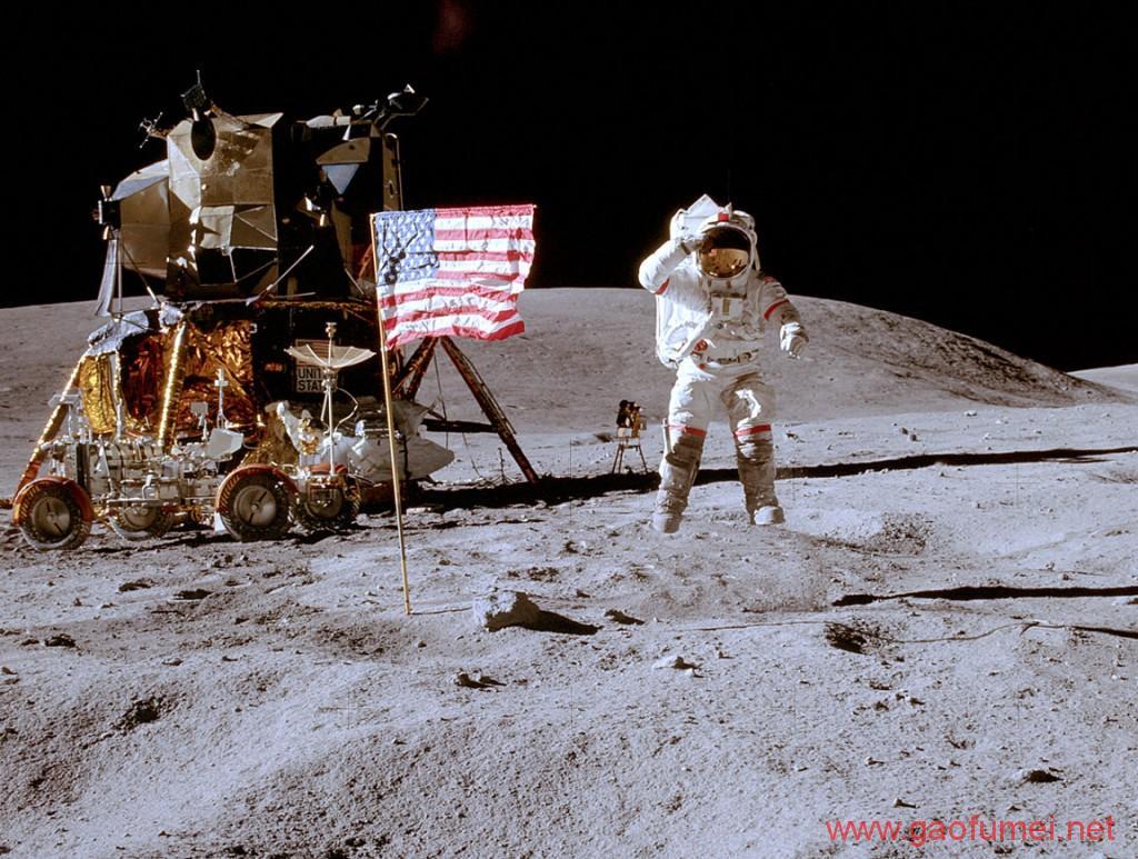 美国再次开启载人登月计划征途则是星辰大海