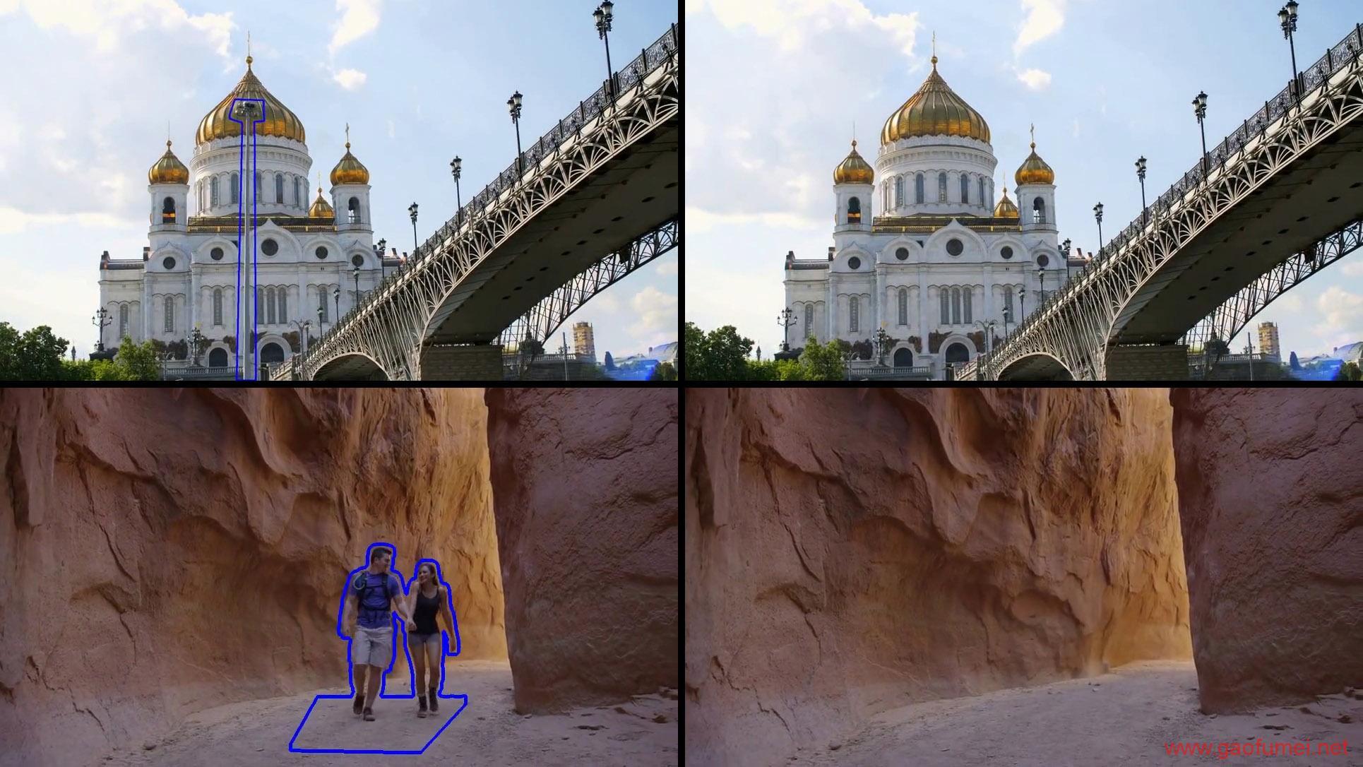 Adobe在MAX创新大会上演示Cloak技术让普通用户像修照片一样修视频 计算机视觉 第4张