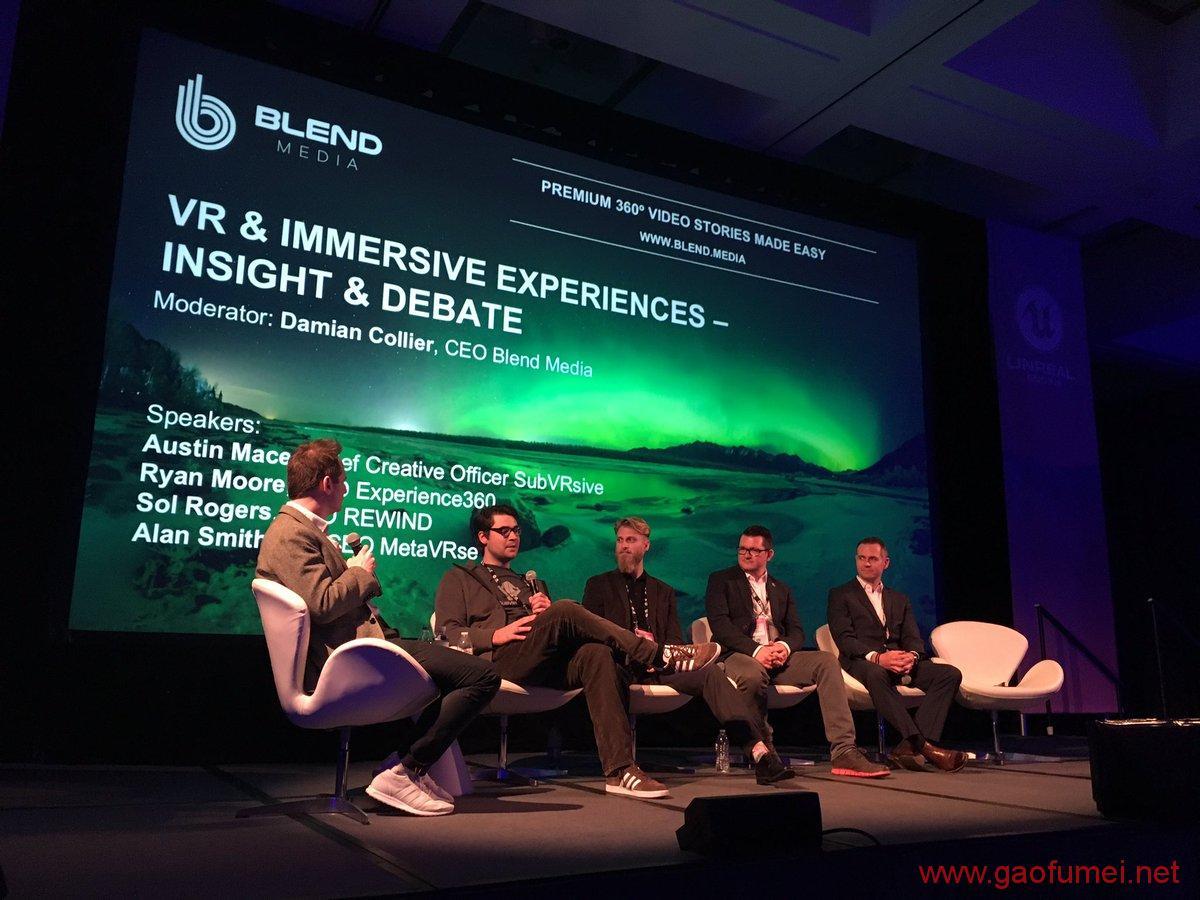 Blend Media获150万美元种子轮融资VR视频内容平台发展正当时 虚拟现实 第1张