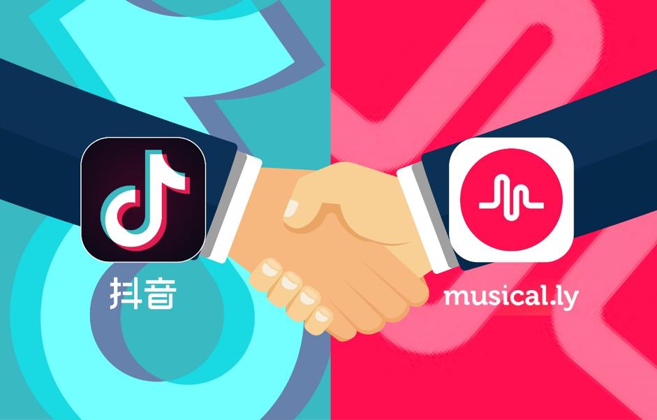 今日头条收购音乐短视频平台Musical.ly交易完成后将与抖音合并
