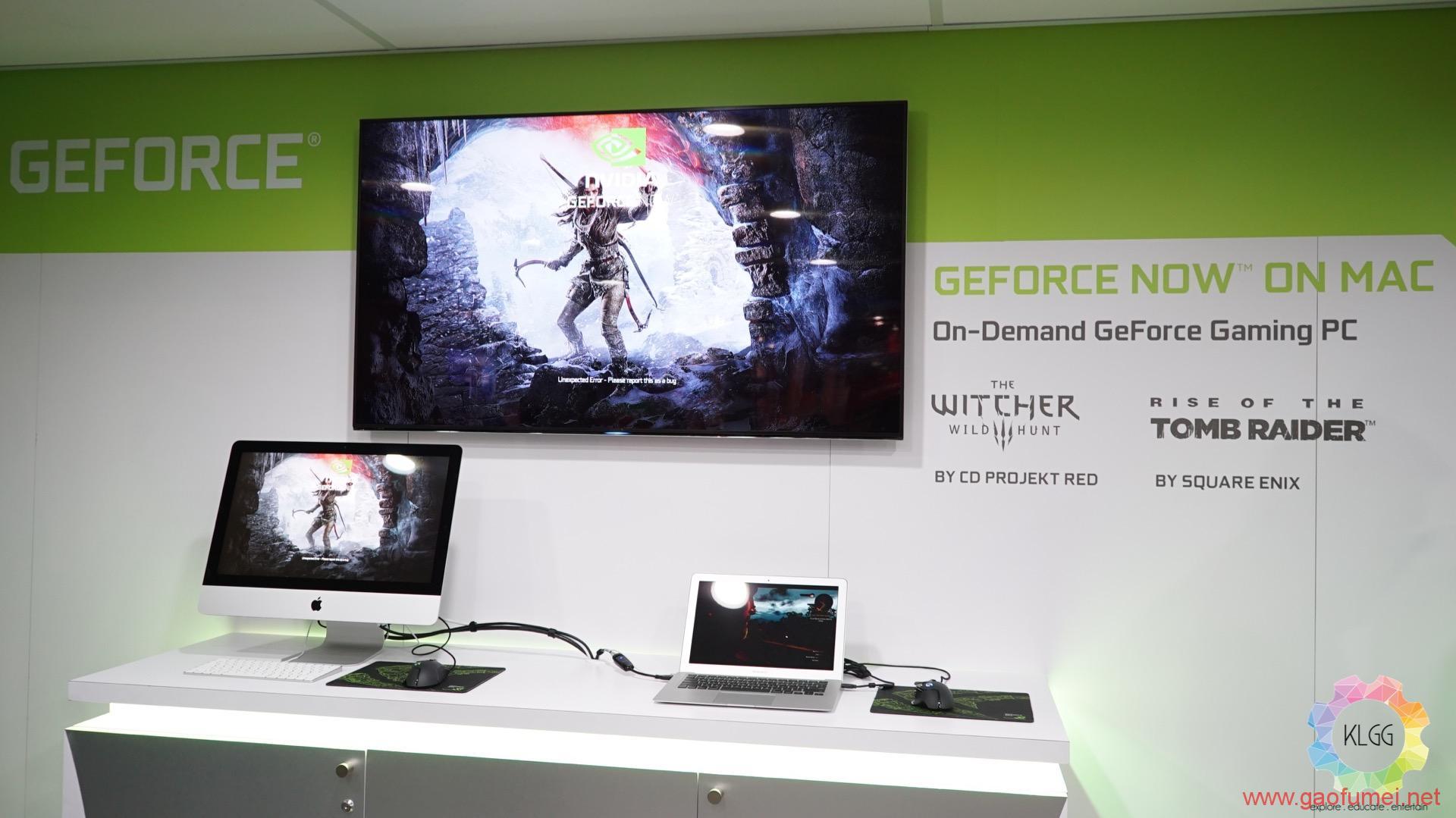 """谁说超级本不能玩游戏Nvidia开始测试""""云显卡""""服务"""