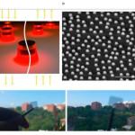 纳米天线让窗户变身暖气来自哥德堡大学的最新研究