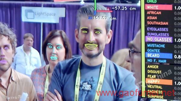Facebook收购面部识别公司FacioMetrics磨刀霍霍向VR