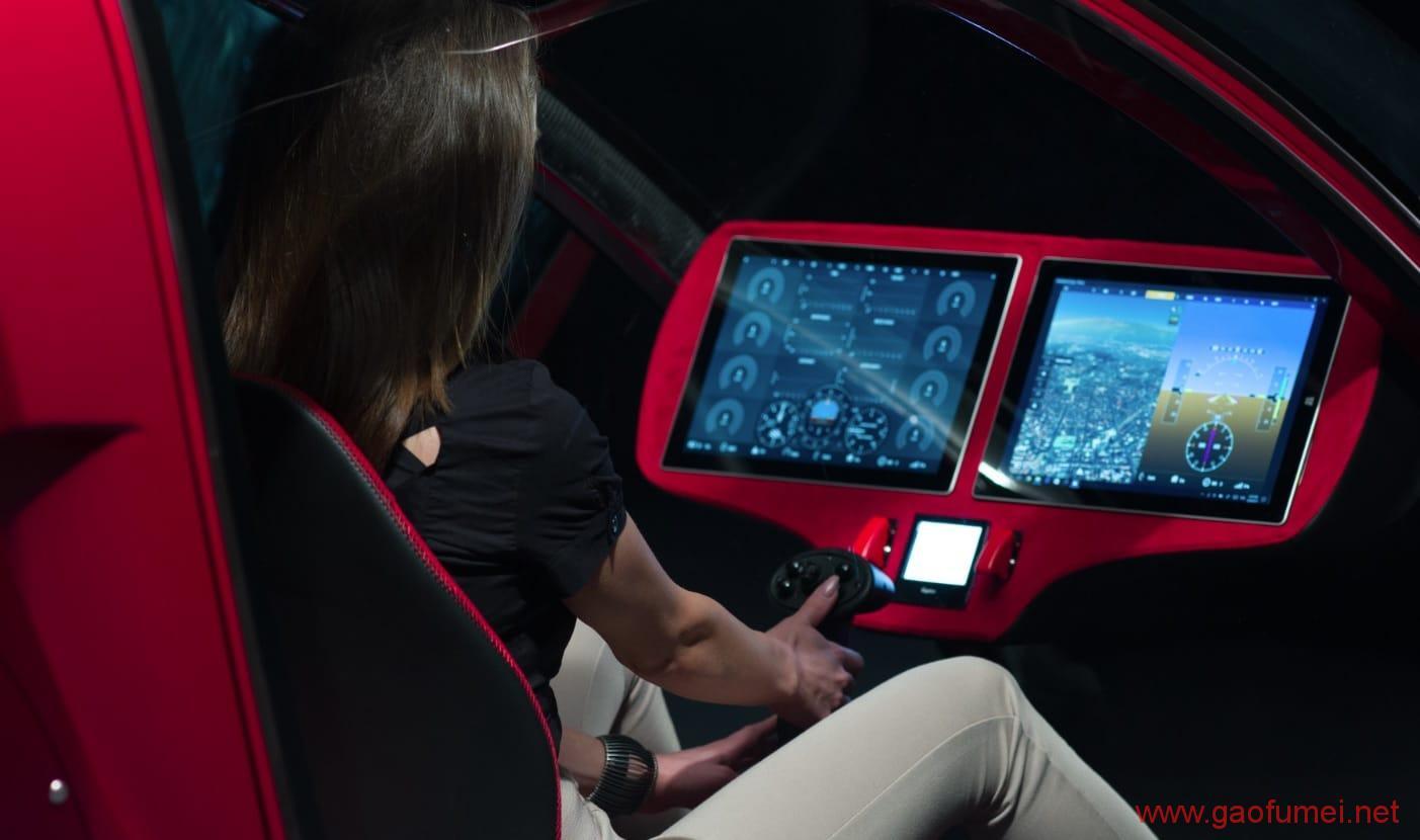 Passenger Drone发布载无人机拥有16旋翼能载2人