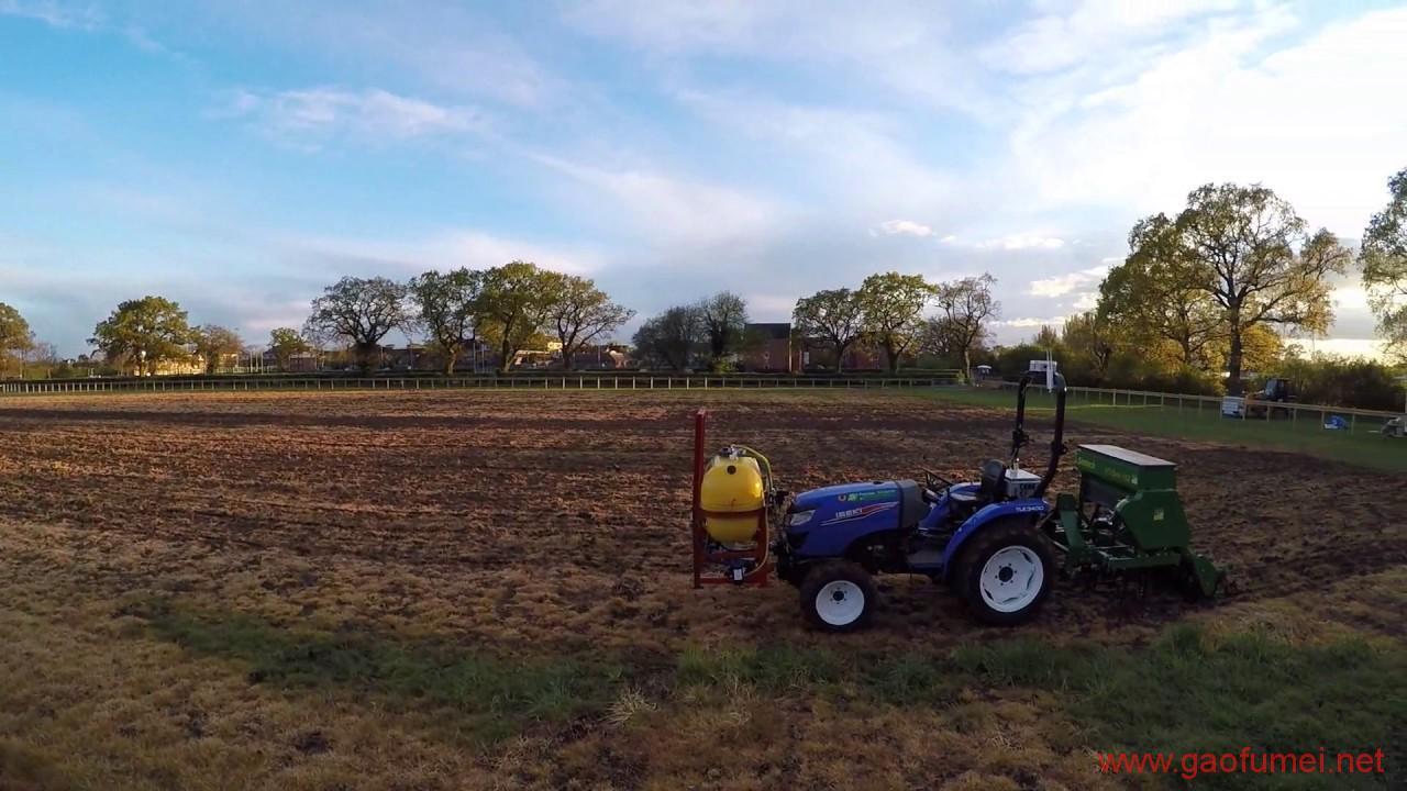 哈伯亚当斯大学研发出全自动农田从播种到收割均不需人工操作