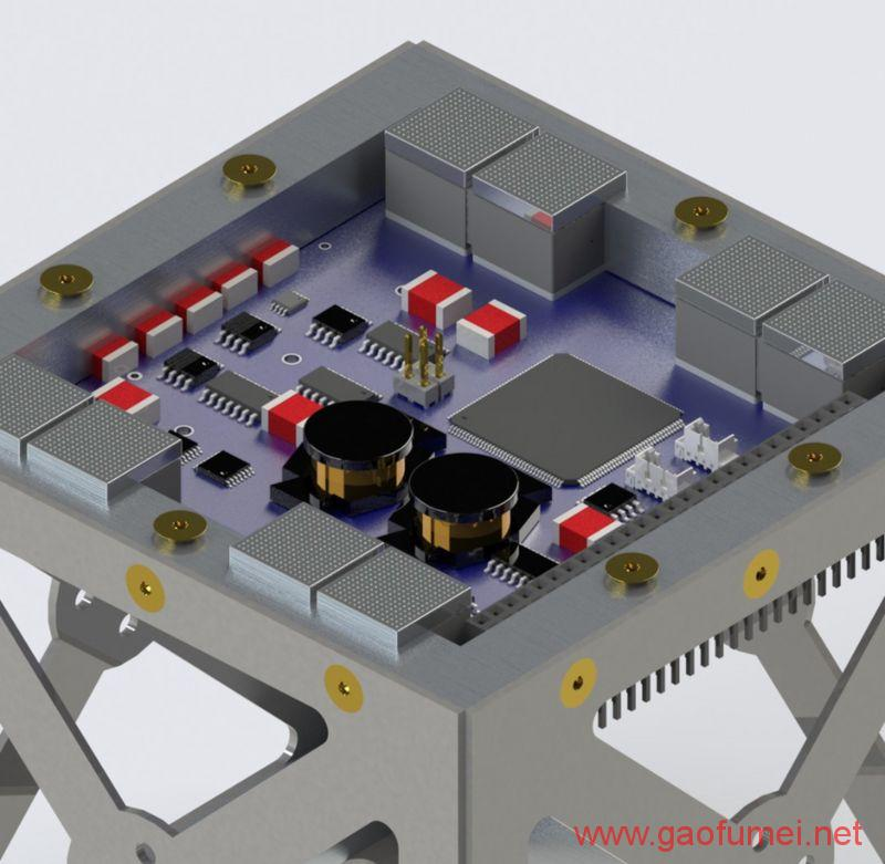 小卫星公司Accion Systems获750万美元A轮融资加速研发微型空间推进系统