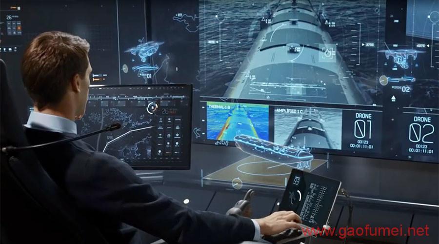 劳斯莱斯与谷歌合作打造无人驾驶船舶 发力无人驾驶船舶领域 自动驾驶 第4张