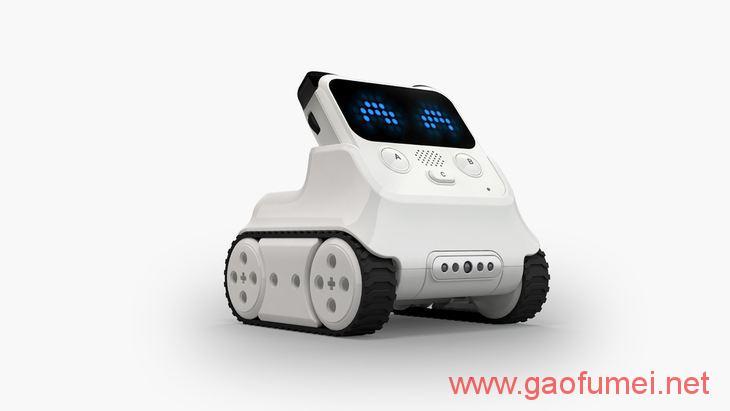 Makeblock发布了全球首款普及型编程机器人可以躲避障碍和演奏音乐