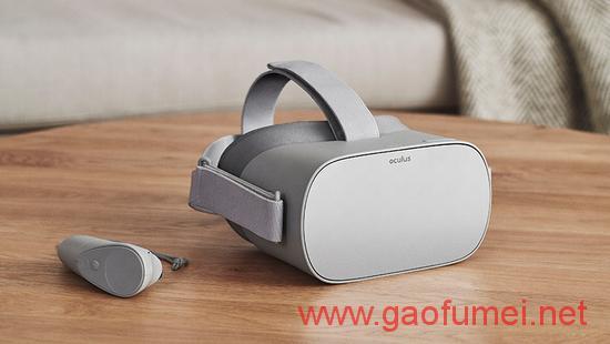 Oculus强势发布移动端VR一体机定价亲民明年发售
