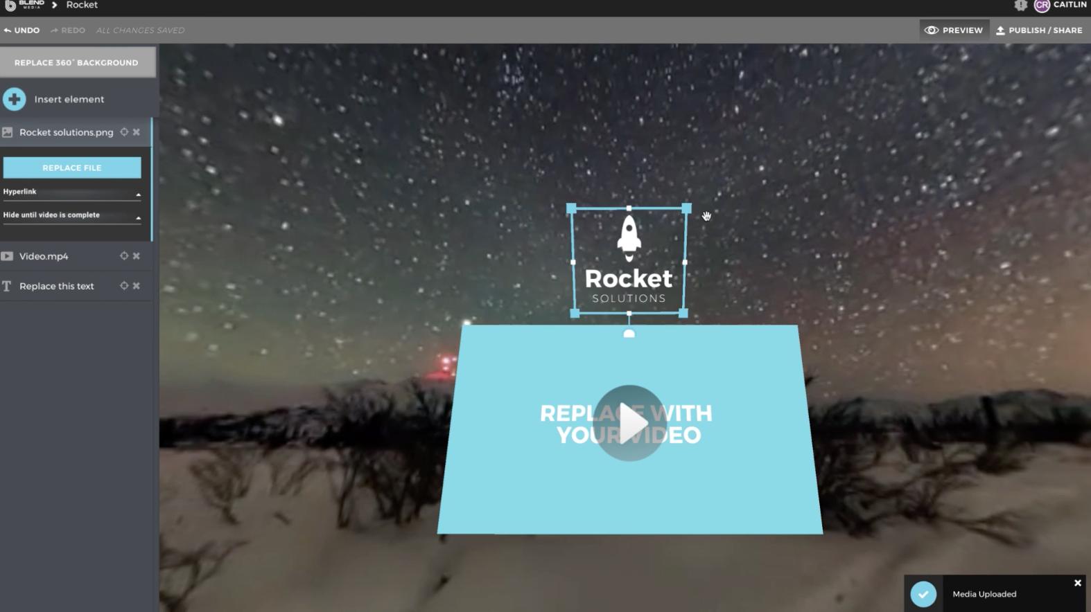 Blend Media获150万美元种子轮融资VR视频内容平台发展正当时 虚拟现实 第3张