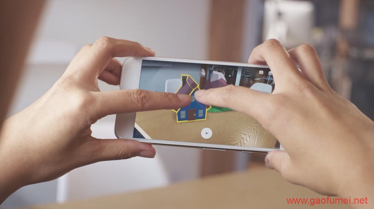 谷歌推出增强现实开发平台ARCore就是要正面怼苹果ARKit