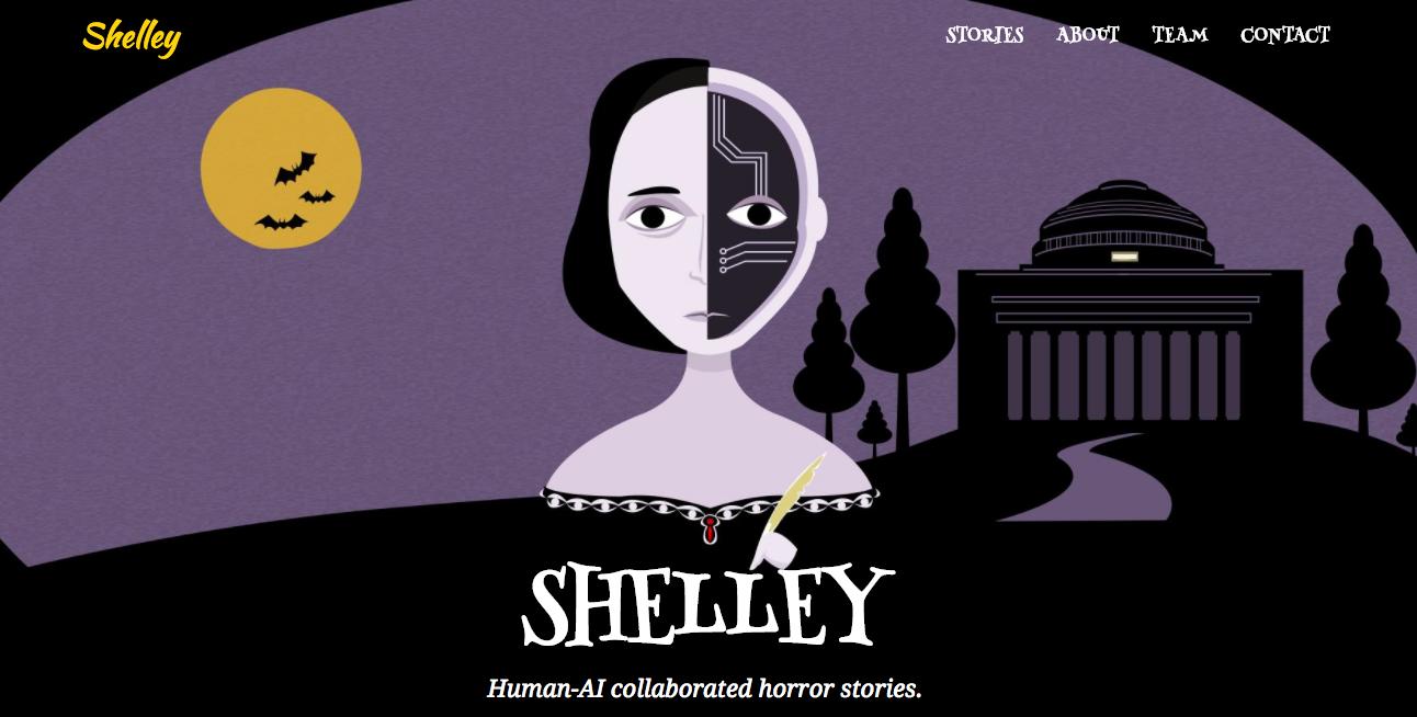 MIT开发会写恐怖故事的AI万圣节一起来看AI恐怖故事