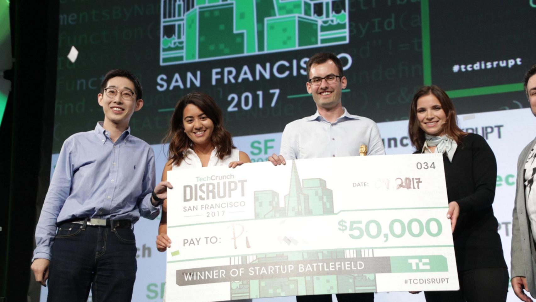 以色列AR创企获830万美元融资TechCrunch 2017落下帷幕
